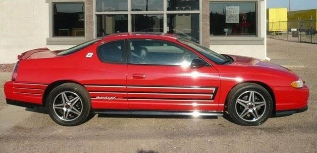 2004 Chevrolet Monte Carlo SS Supercharged FWD