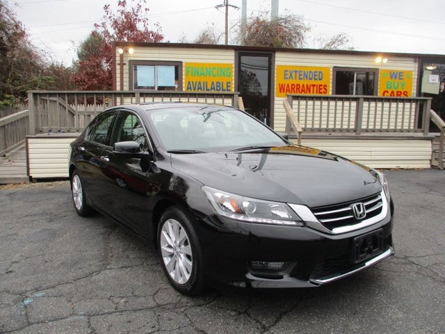 2015 Honda Accord EX-L V6 with Nav