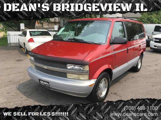 1997 Chevrolet Astro LT Extended RWD