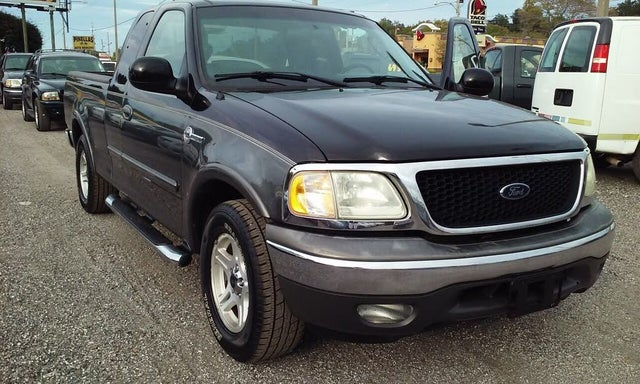 2003 Ford F-150 XLT Extended Cab SB