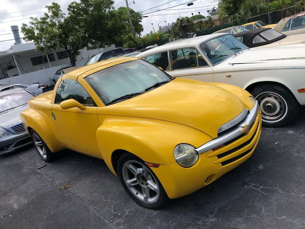 Used Chevrolet Ssr For Sale With Photos Cargurus