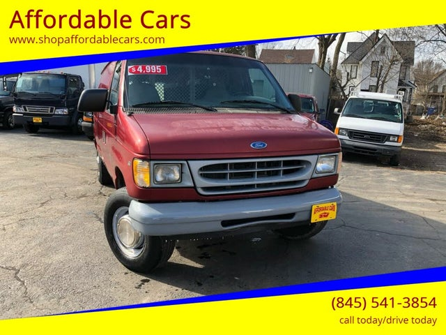 1997 Ford E-Series E-250 3 Dr HD Econoline Cargo Van Extended