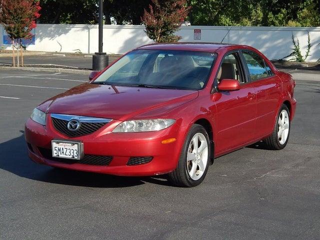 2005 Mazda MAZDA6 4 Dr i Sport Sedan