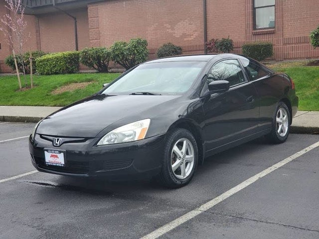 2005 Honda Accord Coupe LX Special Edition