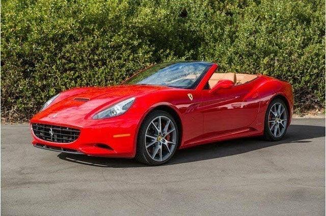 2010 Ferrari California GT Convertible