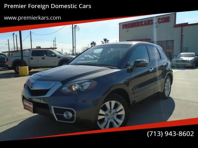 2011 Acura RDX FWD with Technology Package