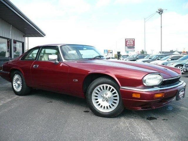 1995 Jaguar XJ-Series XJS6 Coupe RWD