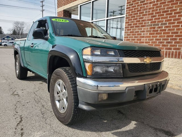 2012 Chevrolet Colorado 2LT Extended Cab 4WD