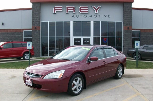 2004 Honda Accord EX with Leather