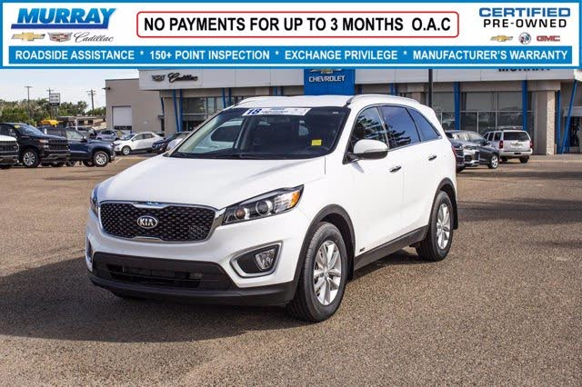 2018 Kia Sorento LX Turbo AWD