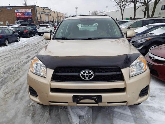 2009 Toyota RAV4 Base 4WD