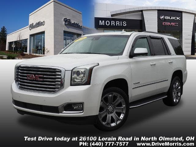 Used Gmc Yukon For Sale In Cleveland Oh Cargurus