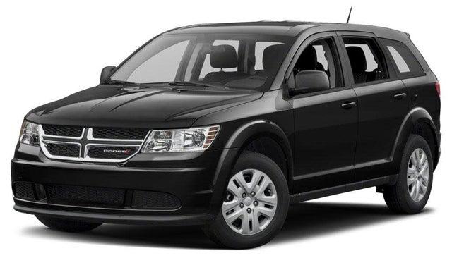 2015 Dodge Journey SE Plus FWD