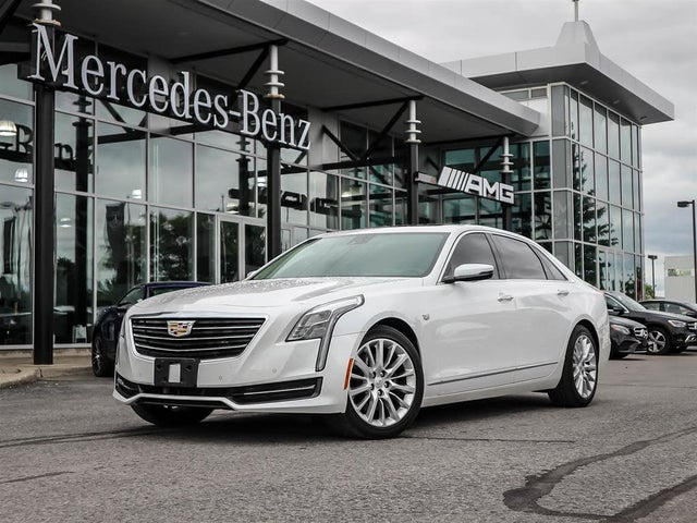 2017 Cadillac CT6 3.6L AWD