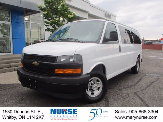 2019 Chevrolet Express 3500 LS Extended RWD