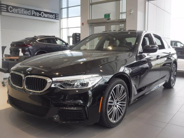 2020 BMW 5 Series 530i xDrive Sedan AWD