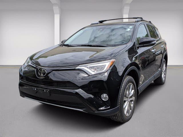 2017 Toyota RAV4 Limited AWD