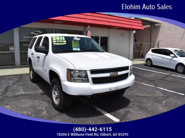2011 Chevrolet Tahoe Fleet 4WD