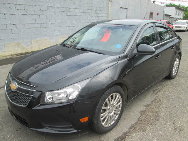 2013 Chevrolet Cruze Eco Sedan FWD