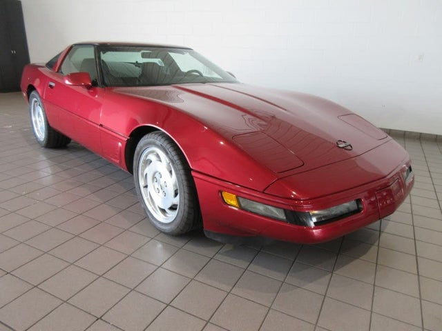 1995 Chevrolet Corvette Coupe RWD