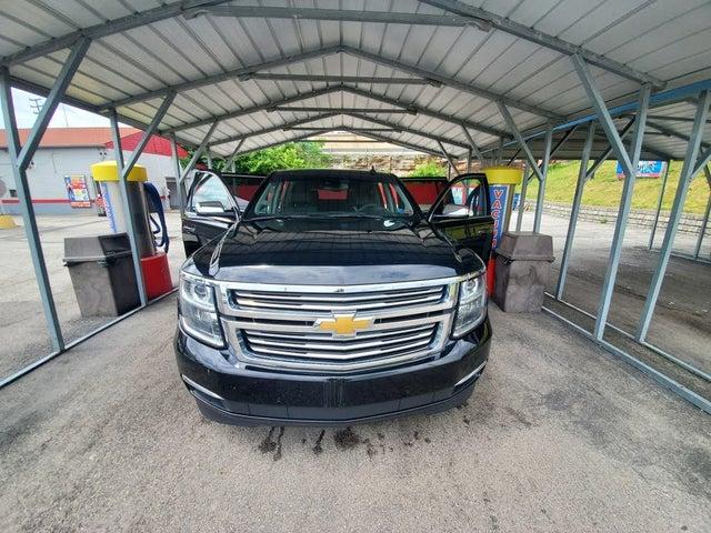 2015 Chevrolet Suburban 1500 LTZ RWD