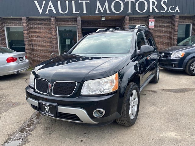 2007 Pontiac Torrent Base