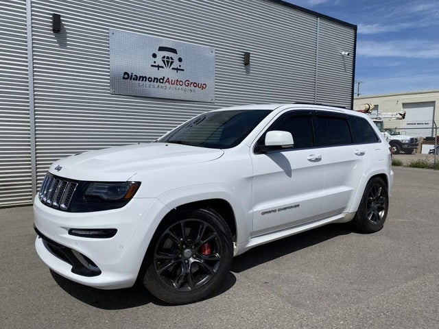 2014 Jeep Grand Cherokee SRT 4WD