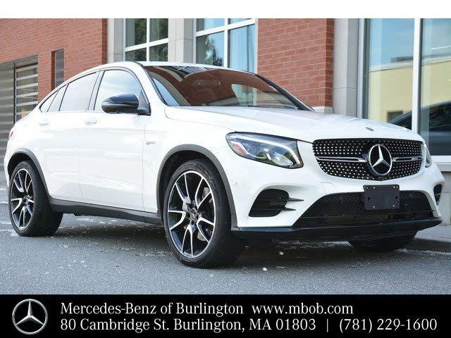 2019 Mercedes-Benz GLC-Class GLC AMG 43 Coupe 4MATIC AWD