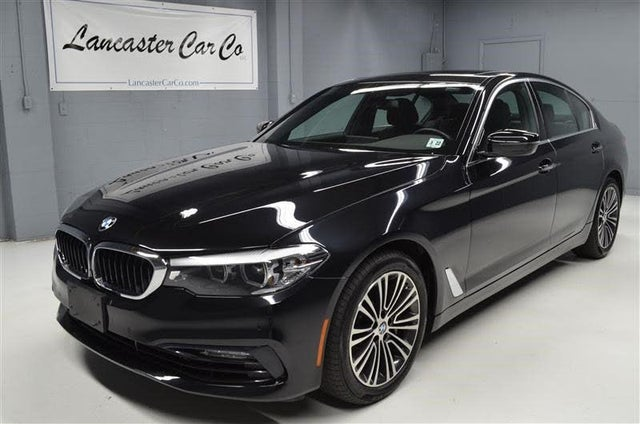 2017 BMW 5 Series 530i xDrive Sedan AWD