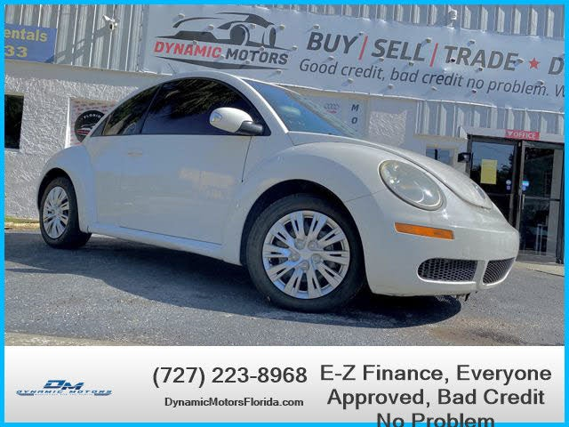 2010 Volkswagen Beetle Red Rock Edition