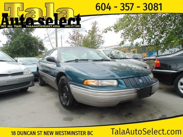 1994 Chrysler Concorde 4 Dr STD Sedan