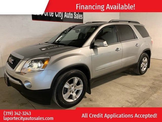 Used Gmc Acadia For Sale In Des Moines Ia Cargurus