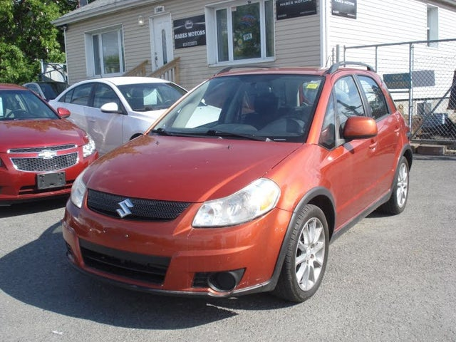 2009 Suzuki SX4 Crossover Tech
