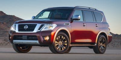 2020 Nissan Armada Platinum 4WD