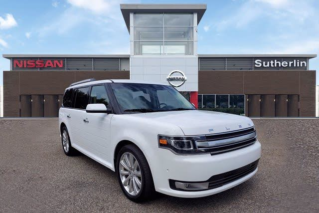 2019 Ford Flex Limited EcoBoost AWD