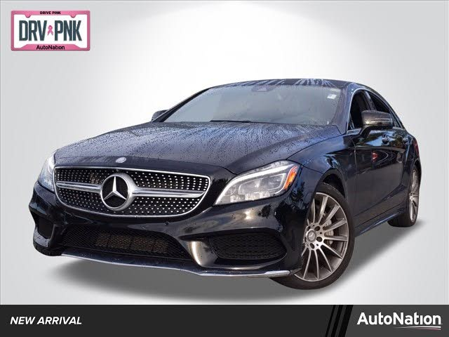 Used Mercedes-Benz CLS-Class for Sale in Fort Pierce, FL ...