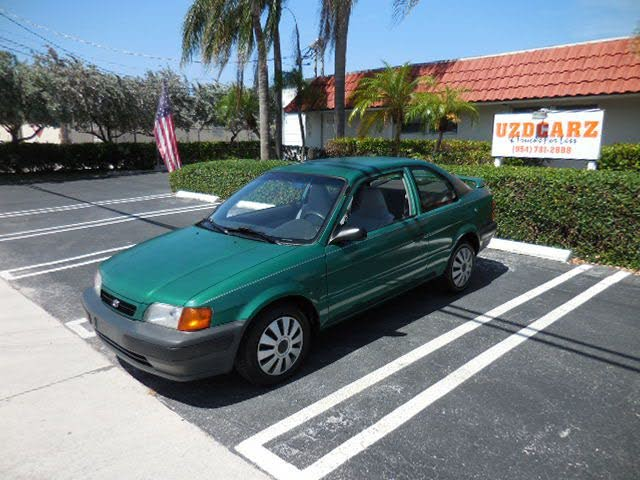 used 1995 toyota tercel 2 dr dx coupe for sale with photos cargurus cargurus