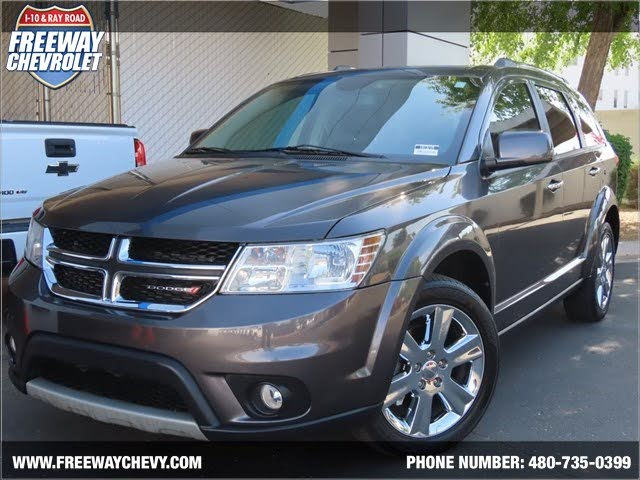 2015 Dodge Journey Limited FWD