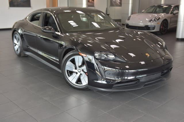 Used 2020 Porsche Taycan 4s Awd For Sale With Photos Cargurus
