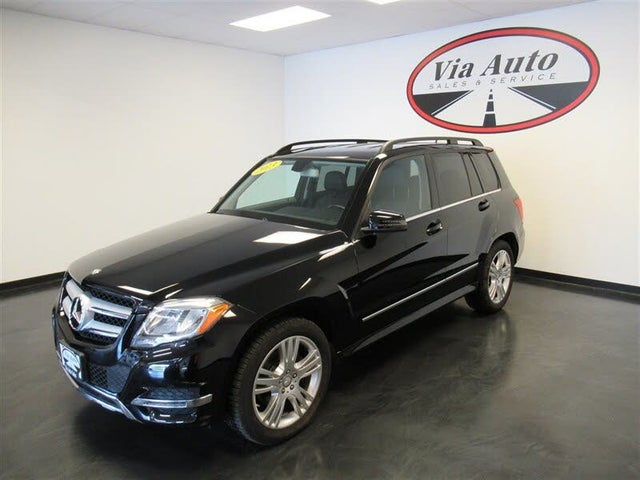 Used Mercedes-Benz GLK-Class for Sale in Syracuse, NY ...