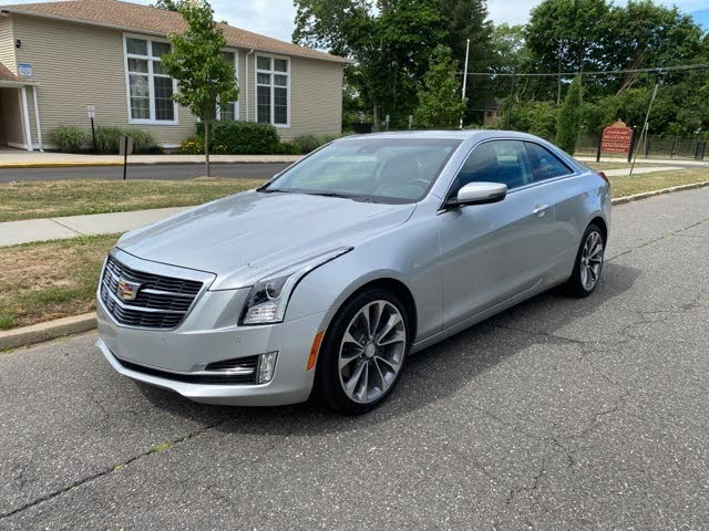 Used 2019 Cadillac Ats Coupe For Sale With Photos Cargurus