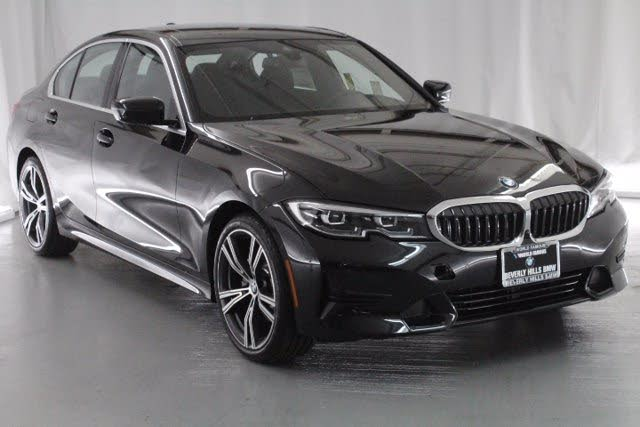 used 2021 bmw 3 series 330e hybrid plug-in rwd for sale
