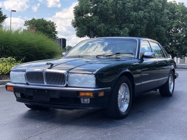 1994 Jaguar XJ-Series XJ6 Sedan RWD