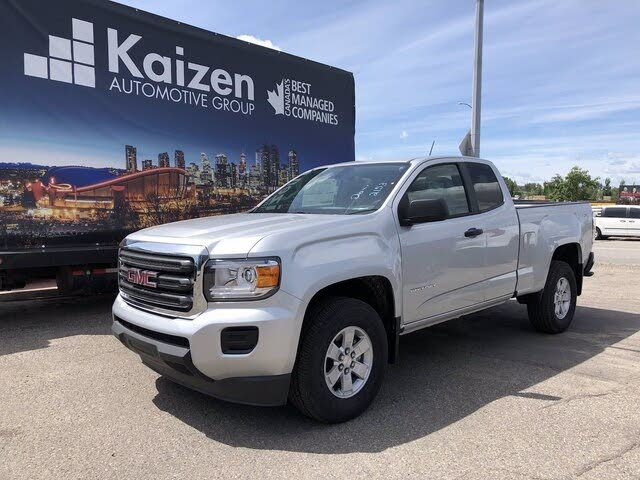 2020 GMC Canyon Extended Cab 4WD