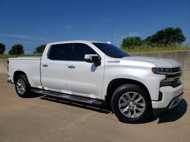 2019 Chevrolet Silverado 1500 High Country Crew Cab 4WD