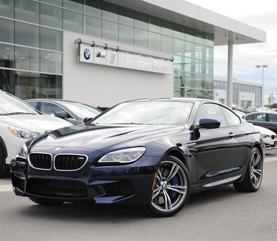 2018 BMW M6 Coupe RWD