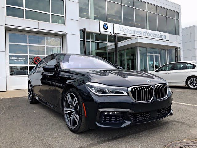 2017 BMW 7 Series 750i xDrive AWD