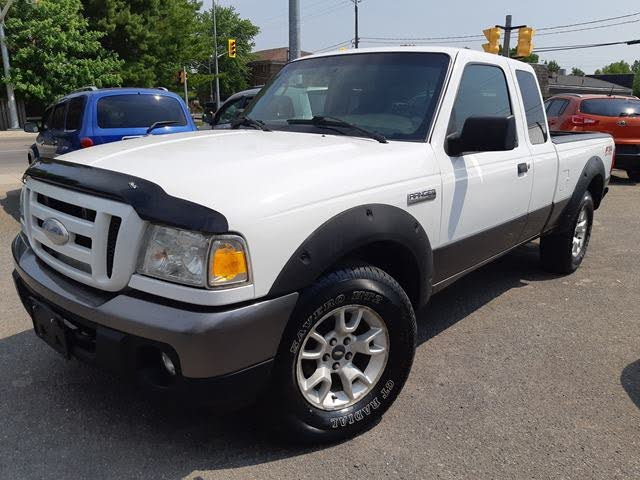 2009 Ford Ranger FX4 Off-Road SuperCab 4Dr 4WD