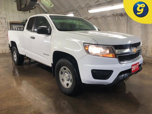 2017 Chevrolet Colorado Base Extended Cab LB RWD
