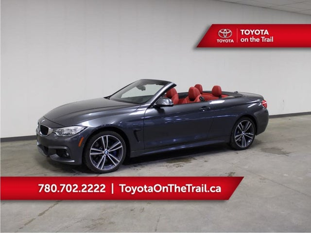 2016 BMW 4 Series 435i xDrive Convertible AWD